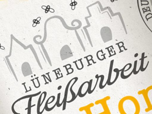 Design Lüneburger Fleissarbeit